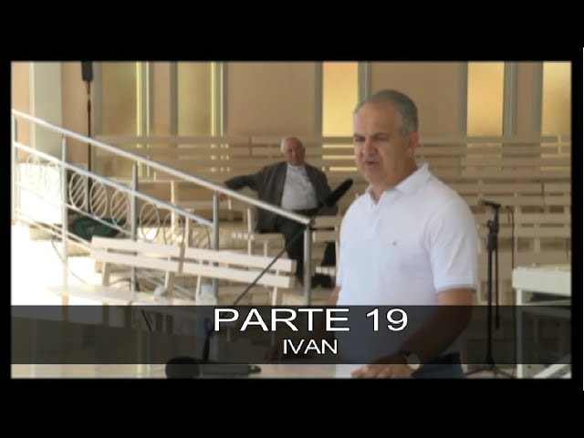 DVD MEDIUGÓRIE - APRESSAI A VOSSA CONVERSÃO - PARTE 19 - IVAN