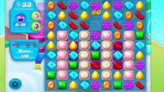Candy Crush Soda Saga Level 297 No Booster 3* 3 moves left
