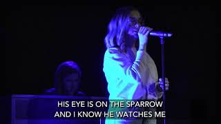 His Eye Is On The Sparrow (Live) | The Summit Worship
