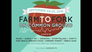 Farm to Fork On Common Ground - MICHAEL SCHMIDT Raw Milk Advocate