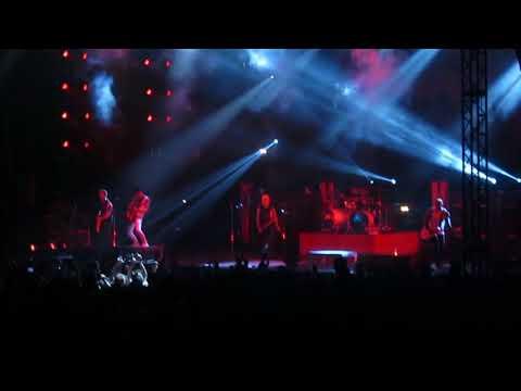 Sum 41 live Summer Sonic Osaka 19-08-17