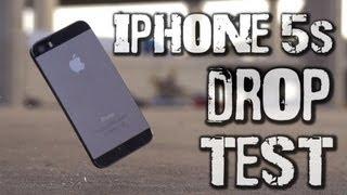 Drop Test: iPhone 5s