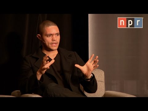 NPR's WIW - Real Talk With Trevor Noah (The Daily Show)
