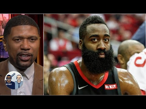 Rockets Must 'diversify Their Offensive Attack' If James Harden Is Off - Jalen Rose   Jalen & Jacoby
