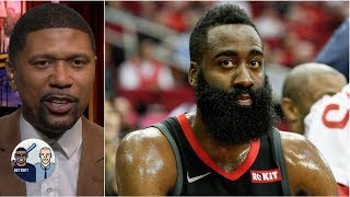 Rockets must 'diversify their offensive attack' if James Harden is off - Jalen Rose | Jalen & Jacoby