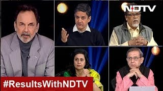Delhi Election Results With Prannoy Roy: AAP Sweeps Delhi | Watch Special Analysis