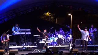 """Sheila E Performing """"Leader of the Band"""" live at Lock 3 Akron, Ohio"""