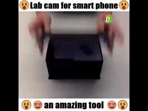 Lab cam for smartphone - YouTube