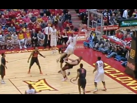 Abdel Nader Dunk Posterizes Oklahoma State - 2/29/2016