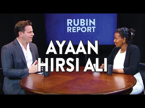 "Ayaan Hirsi Ali and Dave Rubin on Political Islam, Sharia Law, and ""Islamophobia"" (Full Interview)"