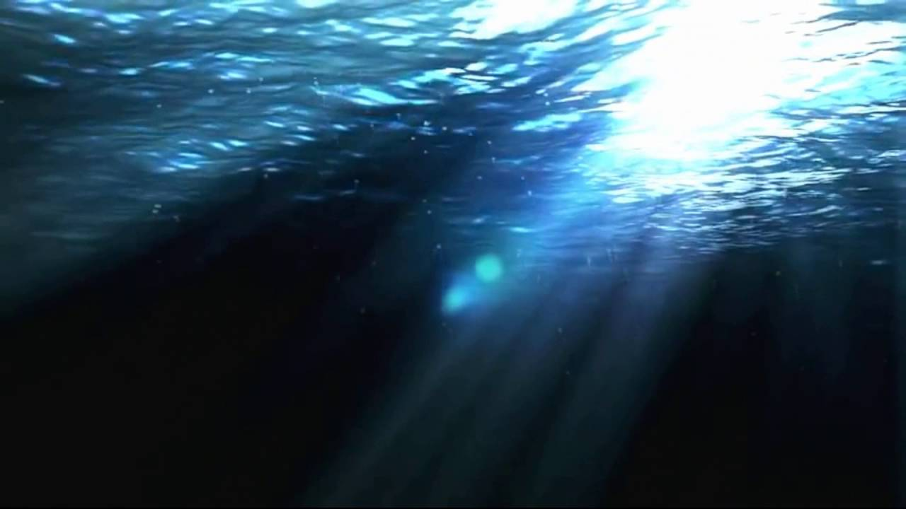 Oceans With Lights Background Motion Video Loops Hd - Youtube-3357