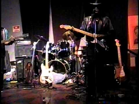(CHARLES E. SHAW)  (VOODOO CHILD) LIVE AT THE (CHECKER BOARD) LOUNGE