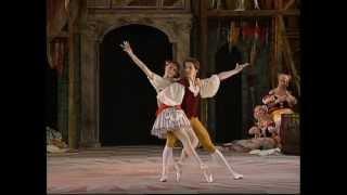 Coppelia- Duet from Act I Kirov Mariinsky BalletIrina Shapchits amp Mikhail Zavialov