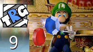 Luigi's Mansion - Episode 9: Toilet Paper King