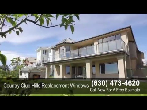 Replacement Windows Country Club Hills