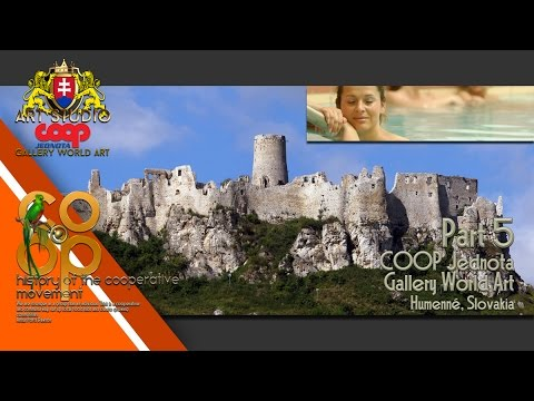 COOP History of Cooperative Movement  Part 5 COOP GALLERY  Jednota Humenne, Slovakia