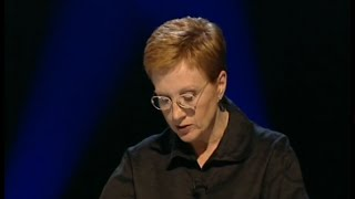 Weakest Link - 6th November 2001