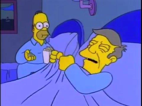 Simpsons - Principal Skinner's Vietnam Nightmare
