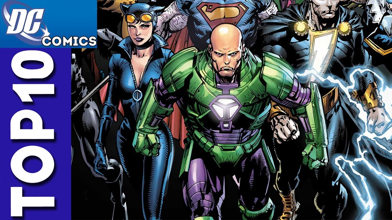 Download Top 10 Villain Moments From Justice League