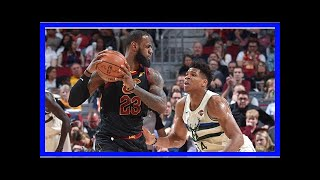 Colin Cowherd reacts to LeBron's Cavs defeating Giannis and the Milwaukee Bucks (VIDEO)
