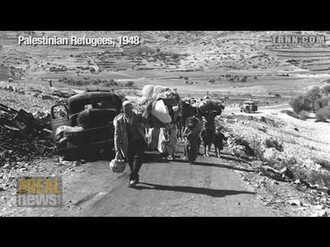 1948 EXPULSION OF PALESTINIANS REMAINS OPEN WOUND