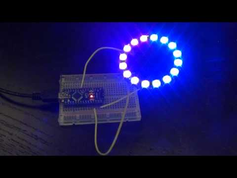 Fritzing Project Arduino Controlled RGB LED Light Strips