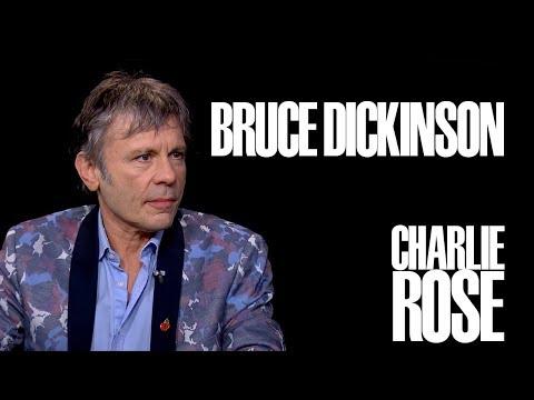 Bruce Dickinson | Charlie Rose