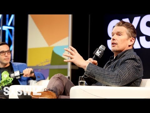 Ethan Hawke  Future of Film  SXSW 2018