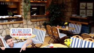 Hotel Dubrovnik, Zenica, Bosnia and Herzegovina, HD Review