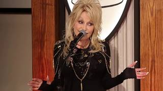 Dolly Parton -- Grand Ole Opry 50th Anniversary Press Conference