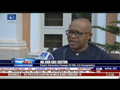 Expert Advocates Passage Of PIB, Full Deregulation Of Oil & Gas Indutry