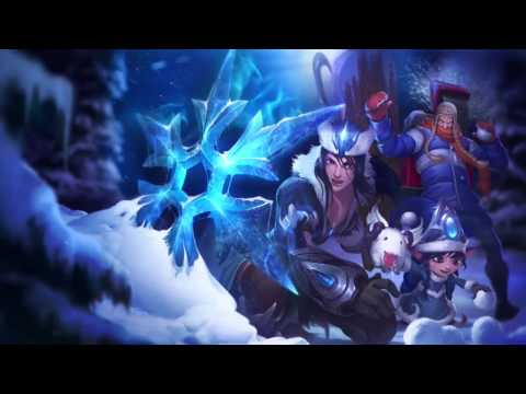 Snowdown Showdown 2013 (Sivir, Lulu, Singed) League Of Legends Login Screen With Music