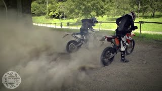 This is our life | X-Raiders | KTM EXC 300 - Husqvarna TE 300 - Aprilia RX 125