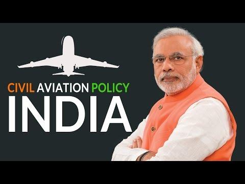 Civil Aviation Policy India: (10 Key Takeaways)