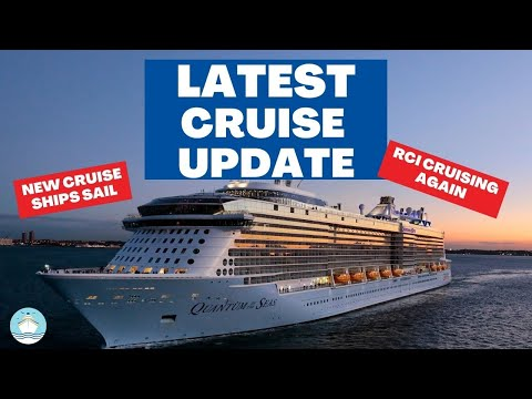 LATEST CRUISE SHIP NEWS! Royal Caribbean Returns December 1st | Cruise Lines Meet With VP!