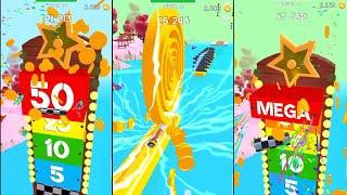 SPIRAL ROLL - GAME OFFLINE screenshot 1
