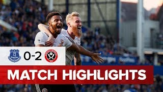 Everton vs Sheffield United | Highlights