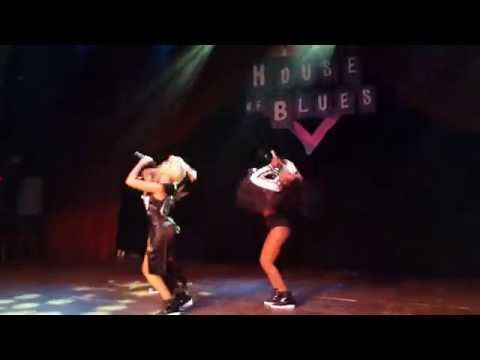 Danity Kane - Rhythm of Love HQ No Filter Tour