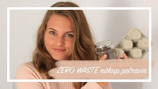 ZERO WASTE nákup potravin | Pro čistší planetu