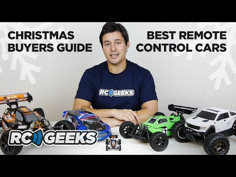 Buyers Guide :  Electric Remote Control Cars