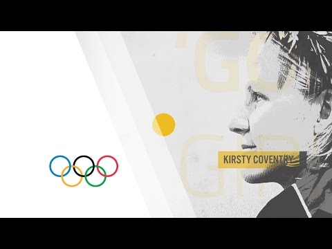 Kirsty Coventry - The highest number of Olympic Medals in African History