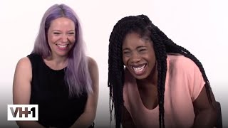 Interracial Couples Talk Hair:
