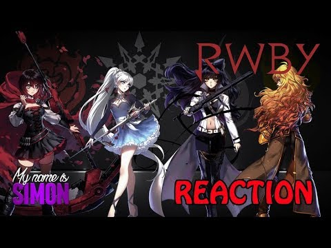 "RWBY - Volume 4 Chapter 11 - ""Taking Control"" - Reaction"