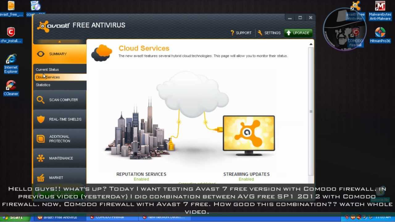how to get rid of avast firewall