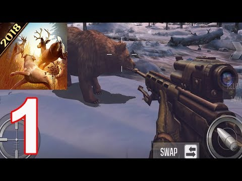 Deer Hunter 2018 - Gameplay Walkthrough Part 1 - Region 1 Alaska (iOS, Android)