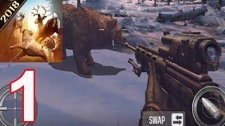 Deer Hunter 2018 - Gameplay Walkthrough Part 1 - Region 1 Alaska (iOS, Android)