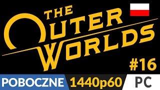 The Outer Worlds PL  #16 POBOCZNE  Model | Gameplay po polsku