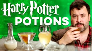 Potions From Harry Poтter made Real! | How to Drink