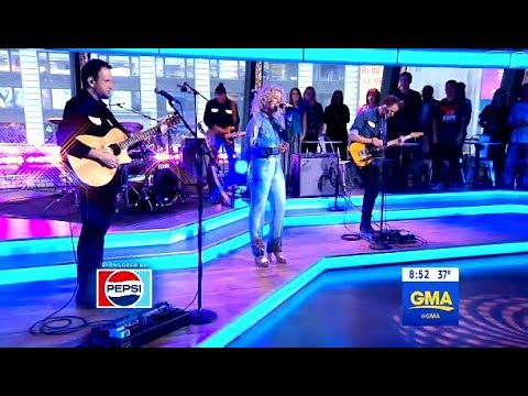 "Cam Performs ""Diane"" (Live GMA)"
