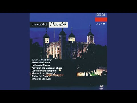 Handel: Water Music Suite  Air